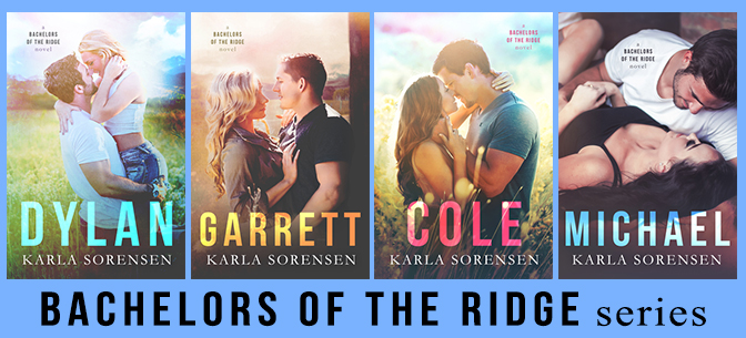 bachelors of the ridge series