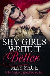 shy girls write it better