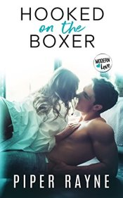 hooked by the boxer
