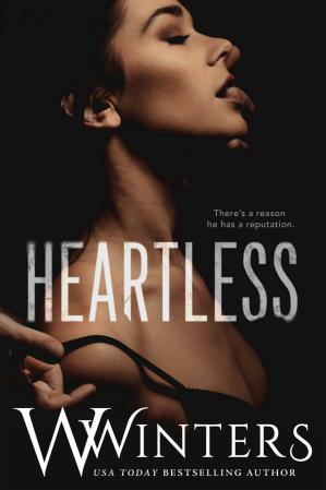 Heartless Ebook Cover